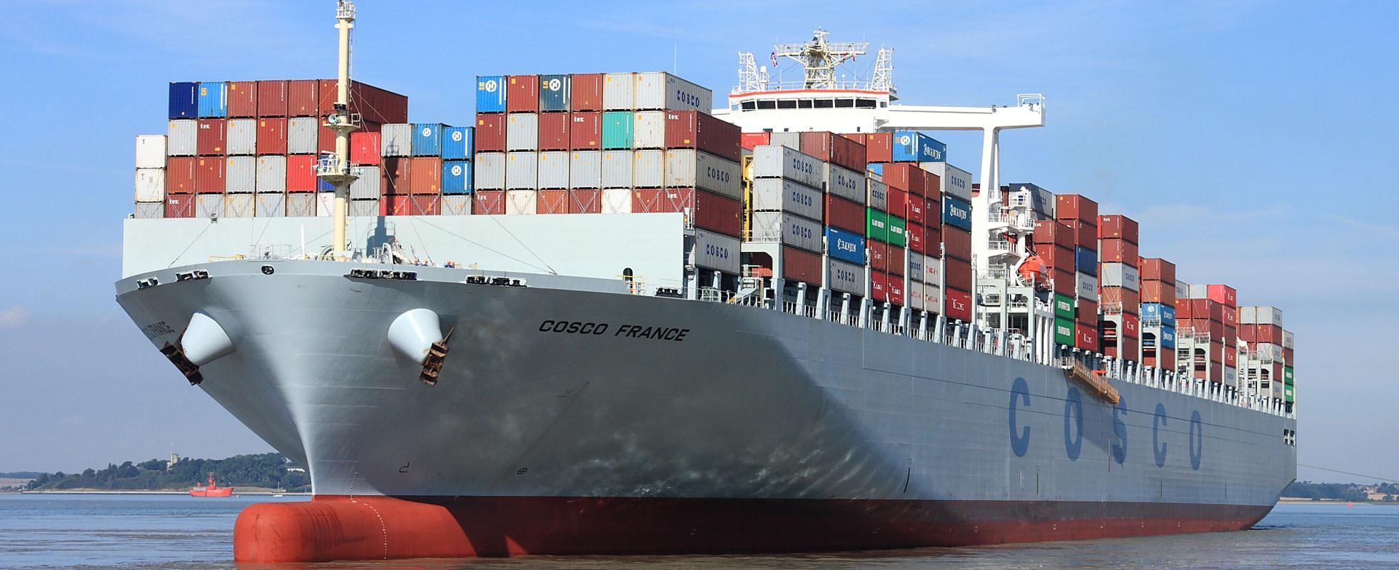 COSCO Group - Furness Shipping Ltd , Zürich